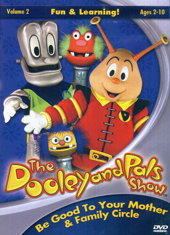 The Dooley & Pals Show, Vol. 2 DVD Movie