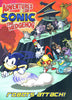 Adventures Of Sonic The Hedgehog: Robots Attack! DVD Movie