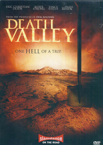 Death Valley DVD Movie