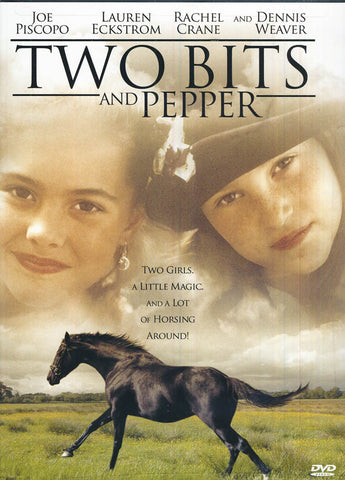 Two Bits and Pepper DVD Movie