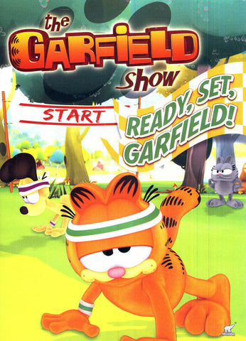 The Garfield Show: Ready, Set, Garfield! DVD Movie