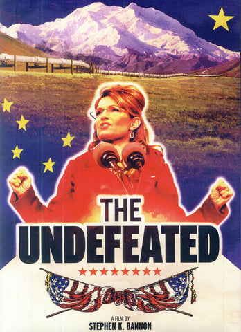 Sarah Palin: Undefeated DVD Movie