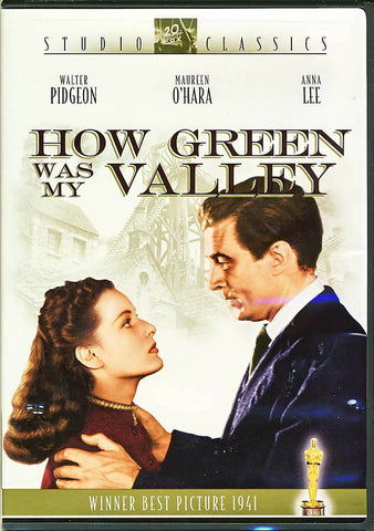 How Green Was My Valley (Studio Classics Version) DVD Movie