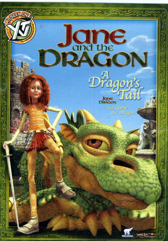 Jane and the Dragon - a Dragon's Tail on DVD Movie