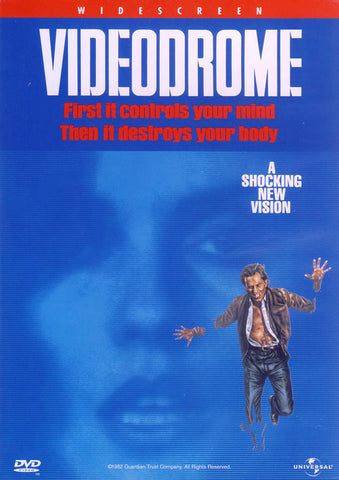 Videodrome (Widescreen) DVD Movie