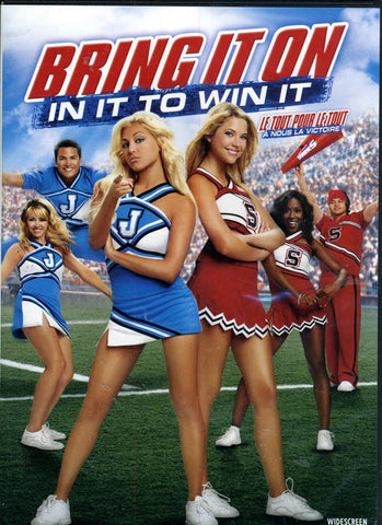 Bring It On: In It to Win It (Widescreen Edition) (Bilingual) DVD Movie