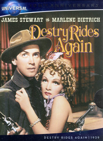 Destry Rides Again (DVD + Digital Copy) (Universal's 100th Anniversary) DVD Movie