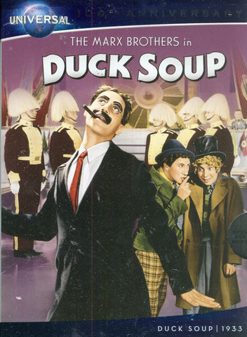 Duck Soup (Universal s 100th Anniversary) DVD Movie