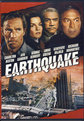 Earthquake [DVD + Digital Copy (Universal's 100th Anniversary)