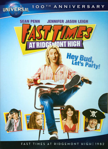 Fast Times at Ridgemont High (Universal s 100th Anniversary) DVD Movie