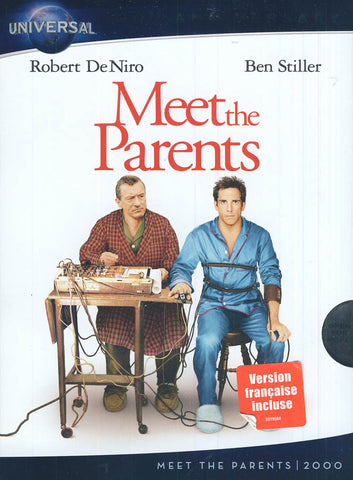 Meet the Parents (Wide Screen Collector's Edition) (Universal's 100th Anniversary)(Slipcover) DVD Movie