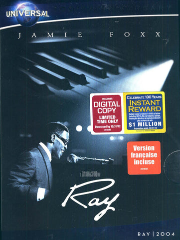 Ray (Universal's 100th Anniversary)(Slipcover) DVD Movie