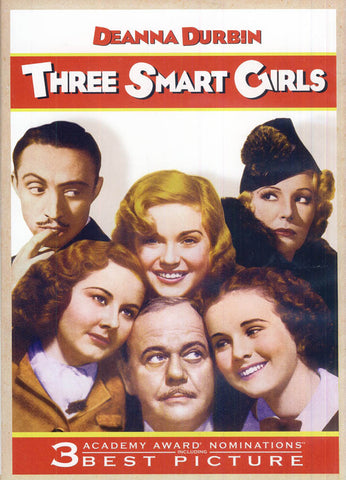 Three Smart Girls DVD Movie