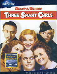 Three Smart Girls (Universal s 100th Anniversary) (Slipcover)
