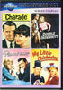 Charade / Double Indemnity / Pillow Talk / My Little Chickadee (Screen Couples) DVD Movie