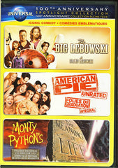 The Big Lebowski/American Pie/Monty Python s The Meaning of Life