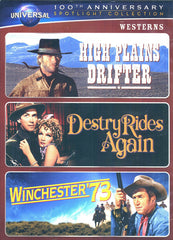 High Plains Drifter/ Destry Rides Again/ Winchester73 (Universal s 100th Anniversary) (Boxset)