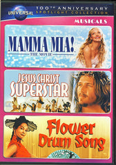Mamma Mia! The Movie/Jesus Christ Superstar/Flower Drum Song (Universal s 100th Anniversary) (Boxset