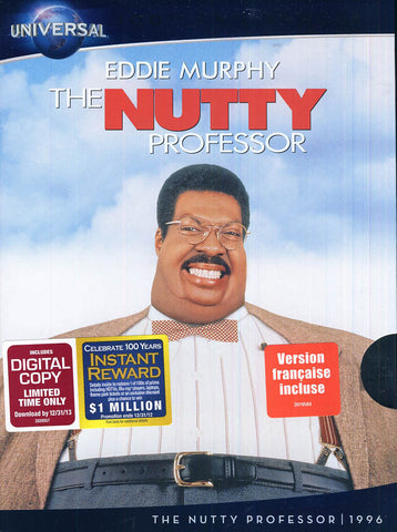 The Nutty Professor (Widescreen) (Universal's 100th Anniversary) DVD Movie