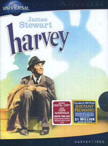 Harvey (Universal s 100th Anniversary) DVD Movie