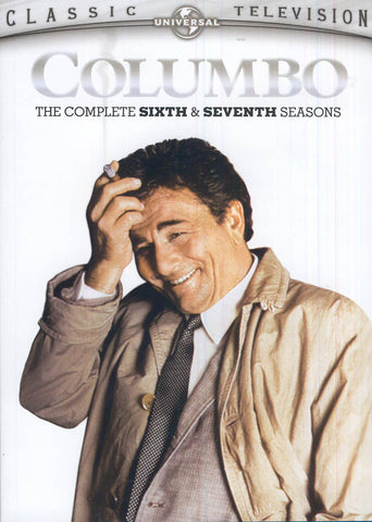 Columbo - The Complete Sixth and Seventh Seasons (Boxset) DVD Movie