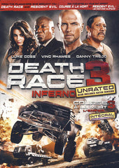 Death Race 3 - Inferno (Unrated) (Bilingual)