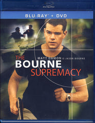 The Bourne Supremacy (Blu-ray + DVD) (Blu-ray)
