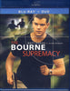 The Bourne Supremacy (Blu-ray + DVD) (Blu-ray) BLU-RAY Movie