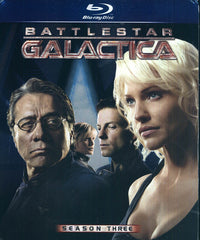 Battlestar Galactica - Season Three (Blu-ray) (Boxset)