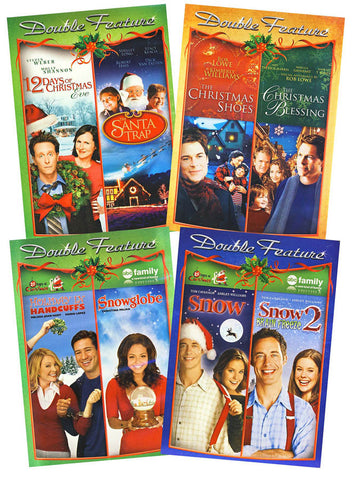 Christmas Movie Collection (8 Fabulous Movies in 1) (Boxset) DVD Movie