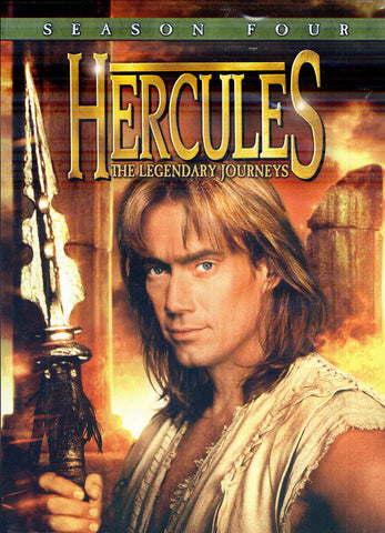 Hercules - The Legendary Journeys - The Complete Fourth Season (Boxset) DVD Movie