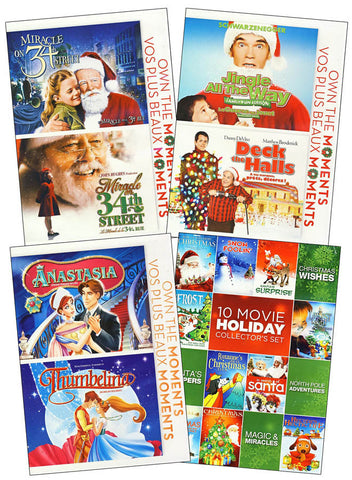 Christmas Movie Collection (16 Fabulous Movies in 1) (4 Pack) DVD Movie