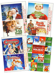 Christmas Movie Collection (16 Fabulous Movies in 1) (4 Pack)