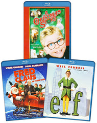 Christmas Movie Collection (3 Wonderful Movies in 1 on Blu-ray) (Blu-ray)