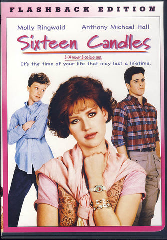 Sixteen Candles (Flashback Edition) (Universal s 100th Anniversary)(Bilingual) DVD Movie