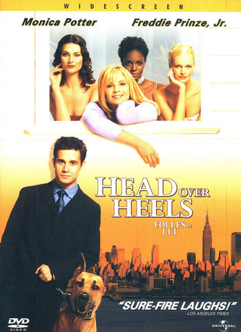Head Over Heels (Folles De Lui) DVD Movie