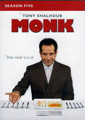 Monk - Season (5) Five (Keep Case) (Boxset)