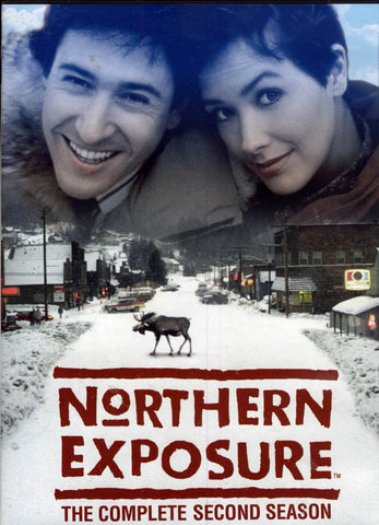 Northern Exposure - The Complete Second Season DVD Movie