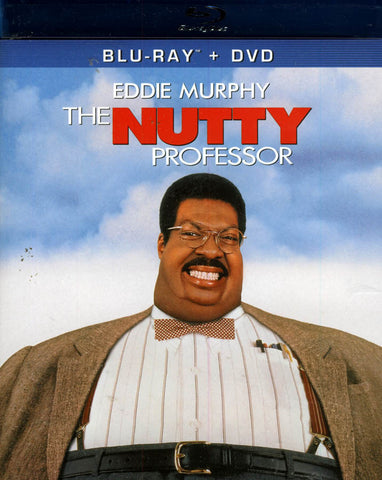 The Nutty Professor (Blu-ray + DVD + Digital Copy) (Blu-ray) BLU-RAY Movie
