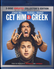 Get Him to the Greek (72 Heures)(2-Disc Unrated Collector's Edition) (Blu-ray)