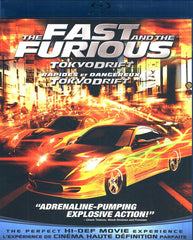 The Fast and the Furious - Tokyo Drift (Blu-ray) (Bilingual) (Blu-ray)