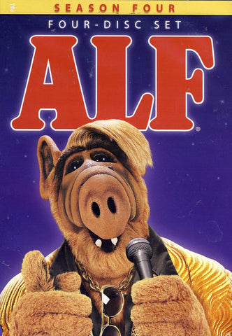 ALF - Season Four (Boxset) (LG) DVD Movie