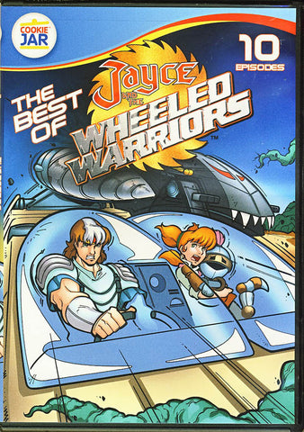 Best of Jayce and The Wheeled Warriors DVD Movie