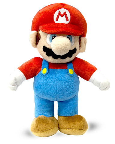 Super Mario - Mario Plush DVD Movie