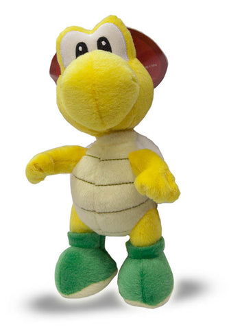 Super Mario - Koopa Troopa Plush DVD Movie