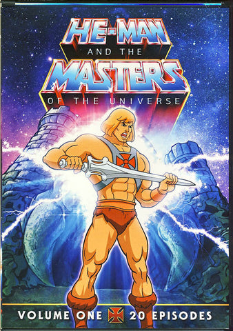 He-Man and the Masters of the Universe - Volume 1 DVD Movie