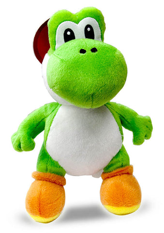 Super Mario - Yoshi Plush DVD Movie
