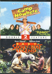 Camp Nowhere / Baby Secret Of The Lost Legend (Double Feature) (Limit 1 copy)