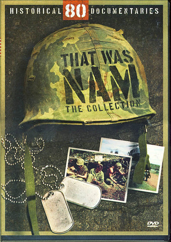 That Was Nam Collection (Historical 80 Documentaries) (Boxset) DVD Movie