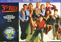 3rd Rock From The Sun - Season 3 and 4 (Boxset)